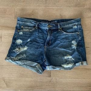 3 for $50 Articles of Society Jean Shorts